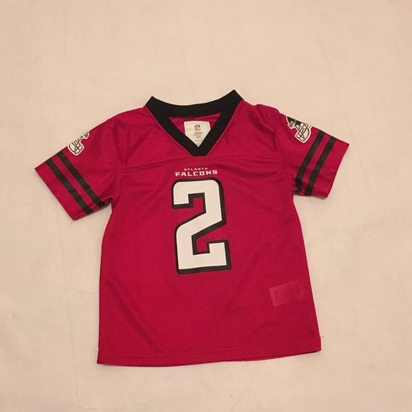 uk availability 2c603 42c6f Matt Ryan Youth 4T toddler Atlanta Falcons Jersey